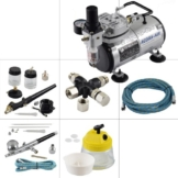 Airbrush Set mit Kompressor