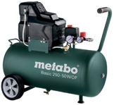 Metabo Kompressor 250-50 W OF Basic, 1 Stück, 601535000 -
