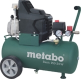 Metabo Kompressor Basic 250-24W, Max. Druck 8 Bar -