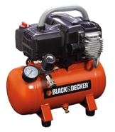 Black + Decker Kompressor 6L BD 195/6 NK, 1800 -