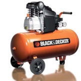 Black + Decker Kompressor Tank - BD205/50, 50 L, 1799 -